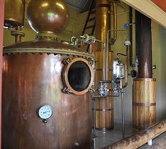 Rum Destille