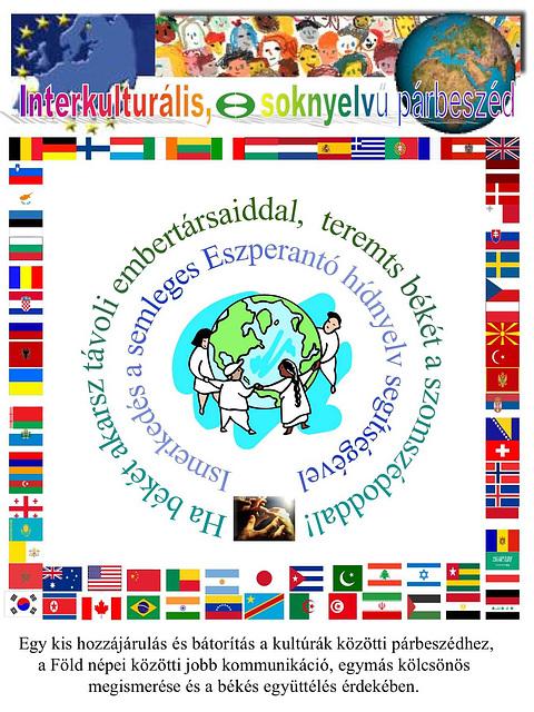 Interkultura kaj multlingva dialogo - en hungara lingvo