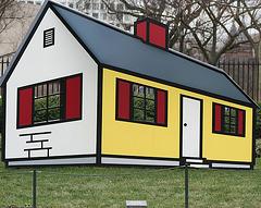 03a.House1.RoyLichtenstein.NGA.SculptureGarden.WDC.,28dec08