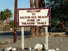 Salton Sea Beach Treasure Trails (2445)