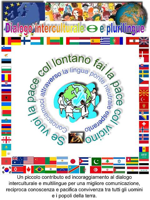 Interkultura kaj multlingva dialogo - en itala lingvo