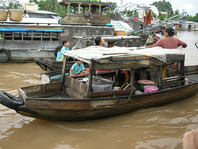 Garküchenboot