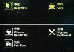 Where and what to eat