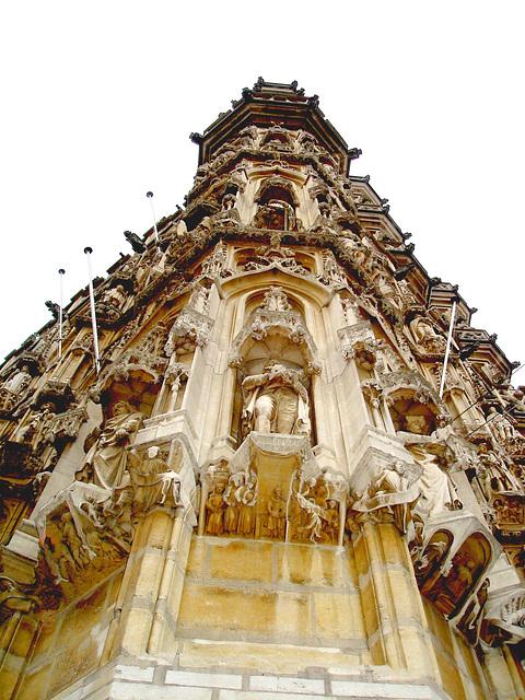Louvain-Leuven, Belgique- 10 novembre 2007