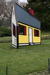 07.House1.RoyLichtenstein.NGA.SculptureGarden.WDC.,28dec08