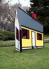 08.House1.RoyLichtenstein.NGA.SculptureGarden.WDC.,28dec08