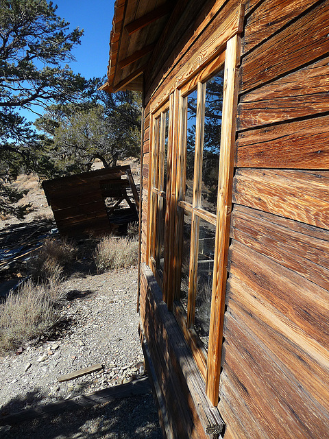 Salt Tram Summit Control Station Tenders Cabin (1913)