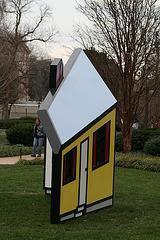 15.House1.RoyLichtenstein.NGA.SculptureGarden.WDC.,28dec08