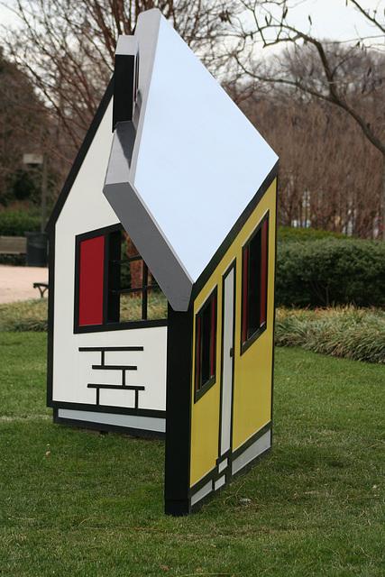 16.House1.RoyLichtenstein.NGA.SculptureGarden.WDC.,28dec08