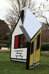 17.House1.RoyLichtenstein.NGA.SculptureGarden.WDC.,28dec08