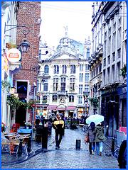 Stella Artois-Bruxelles- Novembre 2007.