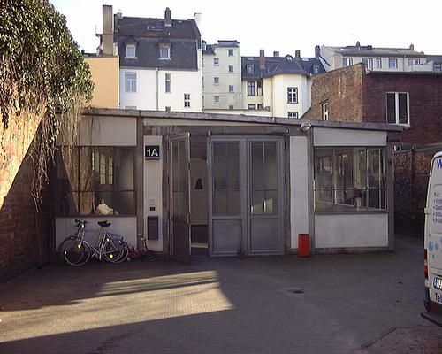 Ausstellungshalle Schulstr. 1a