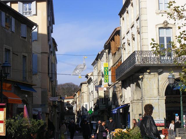 Foire au gras à Limoux en 2008