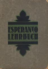 F. C. Richter: Esperanto-Lehrbuch (Kovrilo/Deckblatt)
