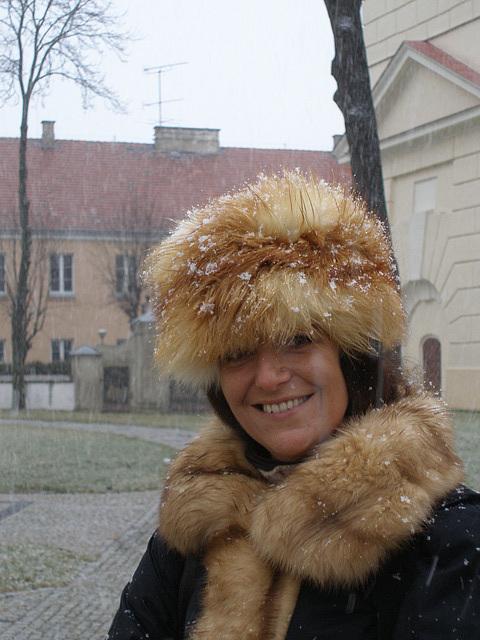 Tanya in Pultusk