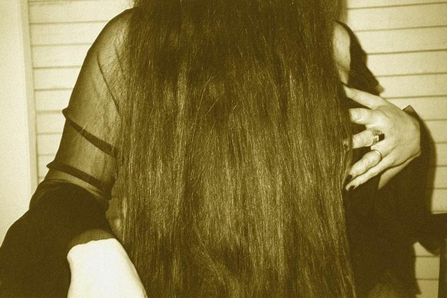 Lady Roxy -  Dreamy hispanic Hair -  Chevelure hispanique de rêve -  Sepia