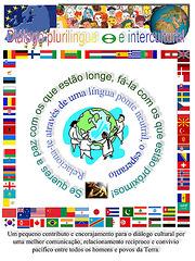 Interkultura kaj multlingva dialogo - en portugala lingvo