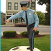 Policier sympatique /Sympathetic policeman