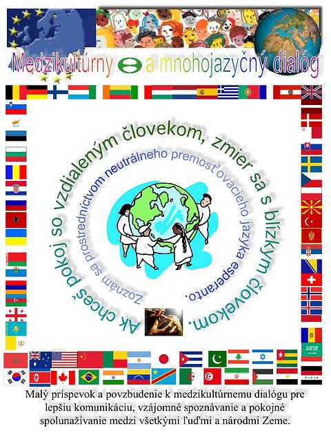 Interkultura kaj multlingva dialogo - en slovaka lingvo