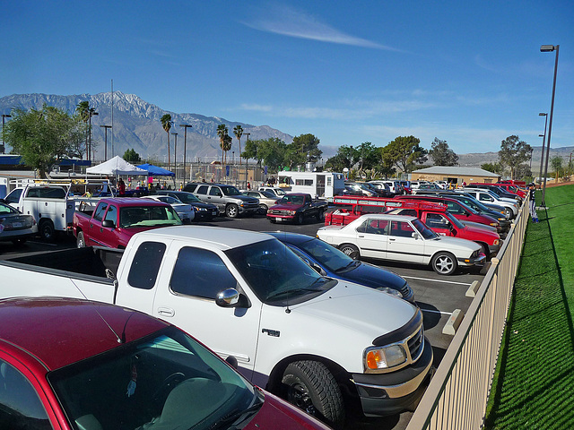 Crowded Parking (3789)