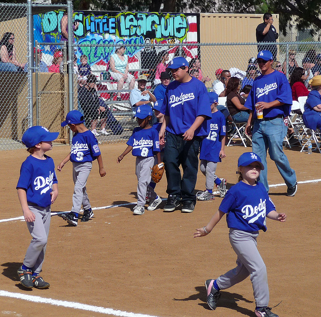 Little Leaguers (3822)