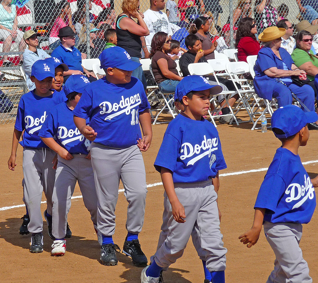 Little Leaguers (3828)
