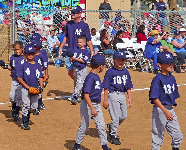 Little Leaguers (3838)