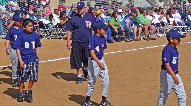 Little Leaguers (3849)