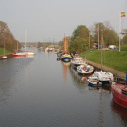 Rüstersieler Hafen