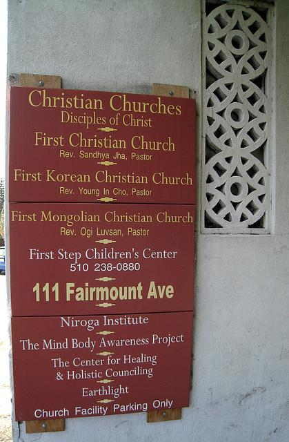 First Christian Church (1536)