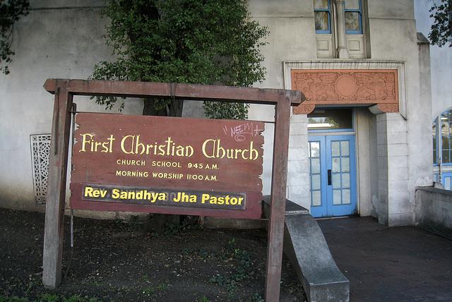 First Christian Church (1544)