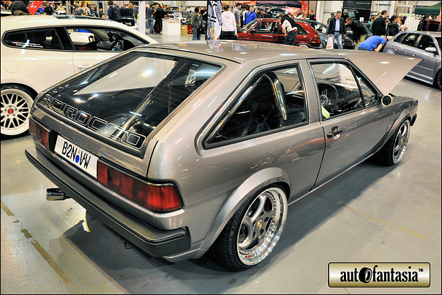 ipernity: 1985 VW Scirocco Mk2 - B2 NVW - by autofantasia