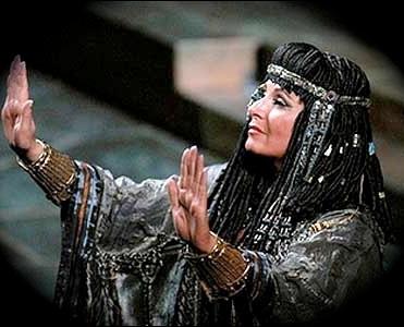 Possente, possente Fthà - Aïda : Atto I, Scena II - œuvre de Giuseppe Verdi [1813-1901]