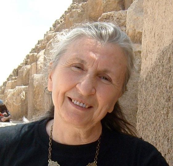 Daniela en Egypte