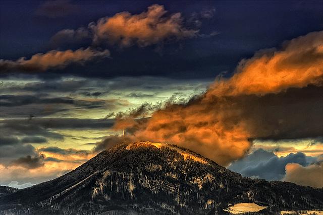 Salzburg Volcano