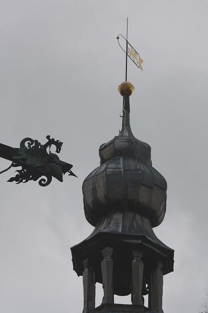 oben am Schloß Herzberg