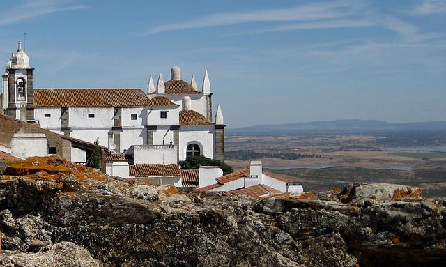 Monsaraz, Church of Our Lady of Lagoa