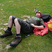 7 Bedgebury Pinetum Jim Tuckered Out