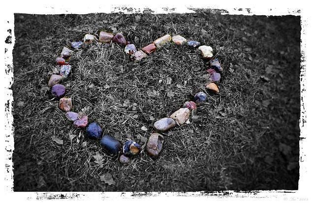 Stones dreaming