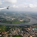 Anflug Saigon