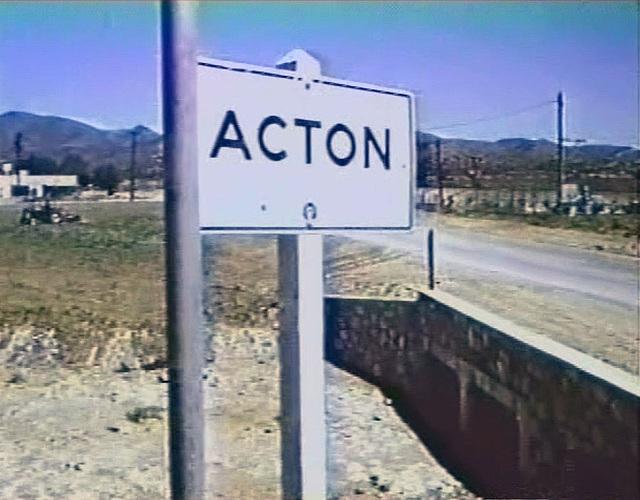 Acton, California