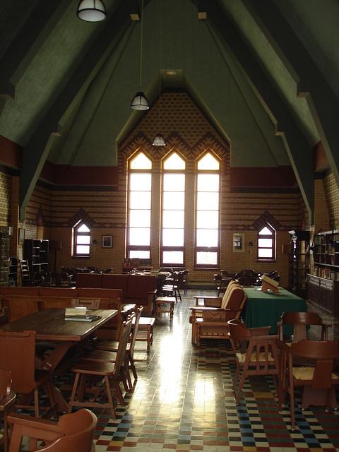 Abbaye de St-Benoit-du-lac au Québec - 7 février 2009 -  Original shot