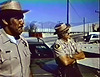 Sheriffs Deputies on Varner in 1000 Palms