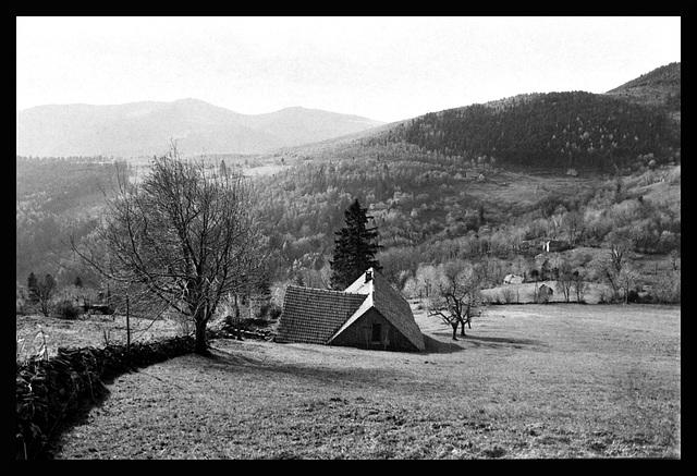 Ferme Hilsen Alsace