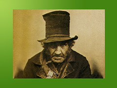 Un vétéran de la Guerre de Sécession