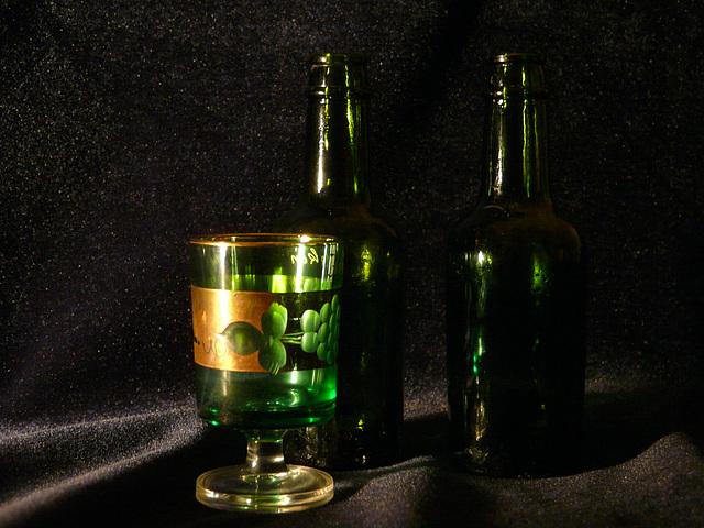 Liquor & A Shot