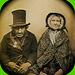 Vétéran de la Guerre de Sécession et sa femme