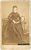 Frau Denker and her daughter