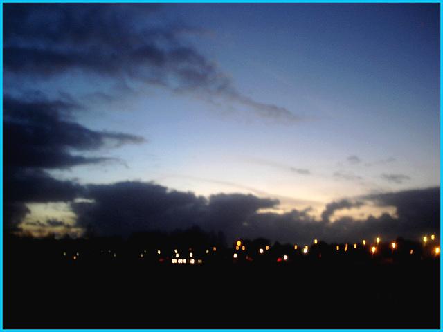Sky colours / Couleurs de ciel