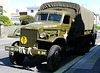 1945 Army Truck USA -Left Front-side